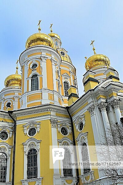 Russian Ortodox cathedral.