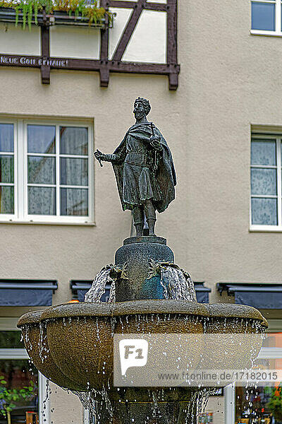 Zwentibold-Brunnen