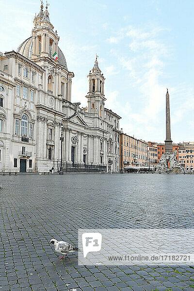 Italien  Latium  Rom  Piazza Navona