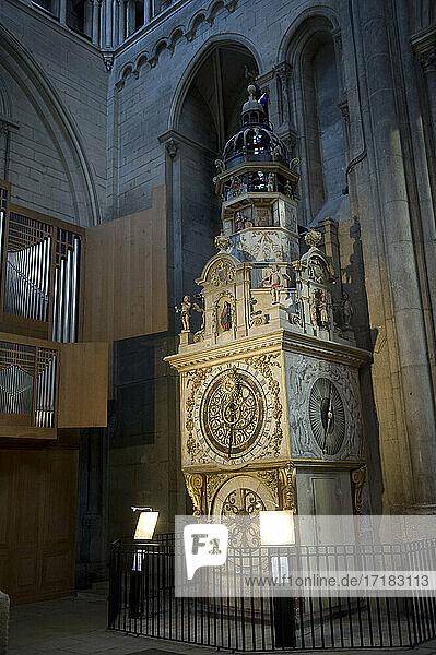 Notre Dame de Fourviere  Lione  Rodano Alpi  Francia