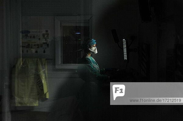 Medizinische Intensivstation