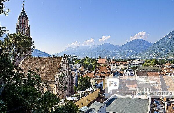 Suedtirol; Provinz Bozen; Meran Tappeinerweg  Italy; Italia; Alto Adige; South Tyrol; Merano  Passeggiata Tappeiner