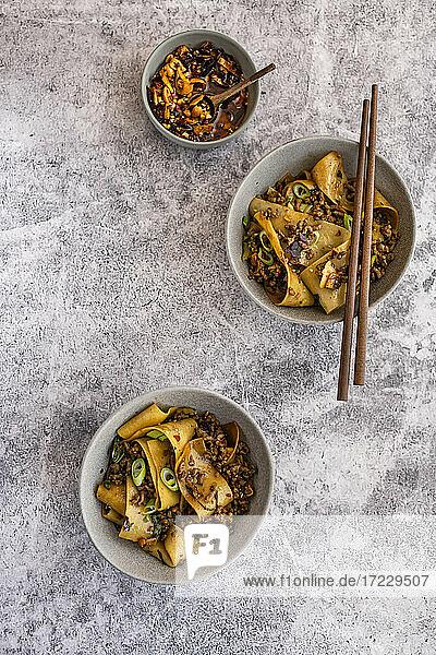 Xi'an Biang Biang Nudeln (China)