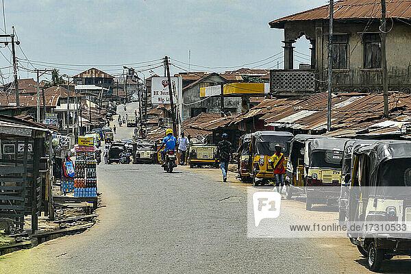 Ibadan  Nigeria  West Africa  Africa