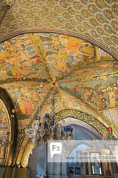 Asien_Naher Osten_Israel_Jerusalem_Kirche des Heiligen Grabes