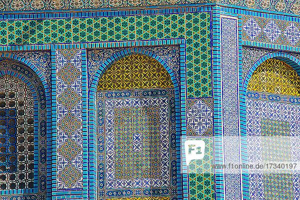 Asien  Naher Osten  Israel  Jerusalem  OLd-Stadt  Al-Aqsa-Moschee