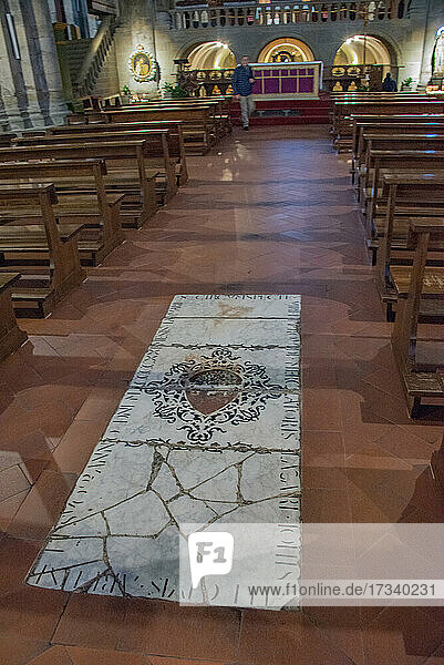 Europa  Italien  Toskana  Arezzo  Santa Maria della Pieve  Pfarrkirche von Santa Maria