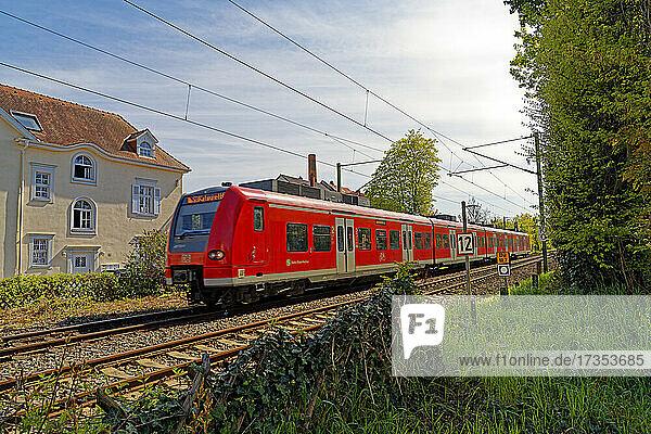SchUM-Stadt  Regionalzug