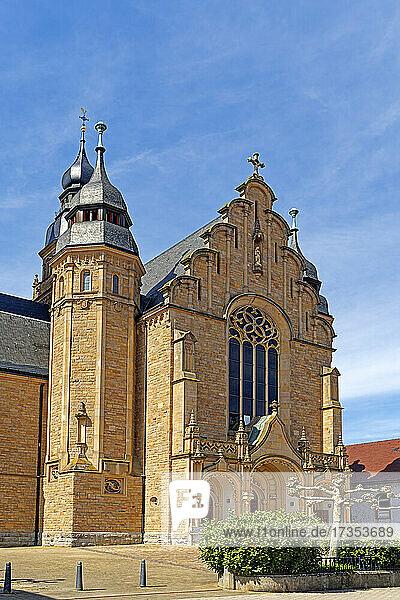 SchUM-Stadt  Kirche  Sankt Joseph