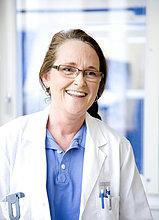Porträt von Krankenschwester