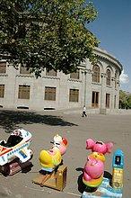 Eriwan, Armenien: Eriwan Opera Theater