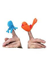 Fisch Fingerpuppen