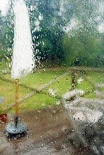 Regen,Veranda
