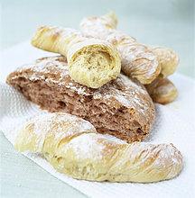Hausgemachtes Brot, Schweden.