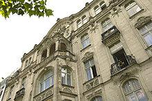 Berlin - Hauptstadt Immobilien. Stadtteil: Charlottenburg - Wilmersdorf, Emser Str.