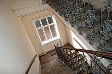 Gebäude,Treppe,alt