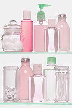 Glas ,Regal ,Schminke