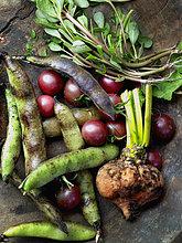 Frische ,Gemüse ,Tisch