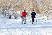 überqueren ,Mann ,Skisport ,2 ,Kreuz