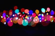 Farbaufnahme, Farbe ,Bewegungsunschärfe ,Beleuchtung, Licht ,Alberta ,Kanada ,Edmonton