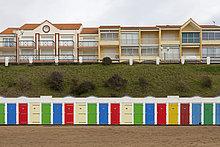 Farbaufnahme,Farbe,Hütte,Strand