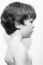 Junge - Person,Ansicht,Seitenansicht