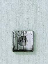 Fotografie,Wand,Elektrizität,Strom,Beton