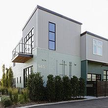 Gebäude,parken,Eigentumswohnung,modern