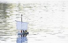 Segeln,Spielzeug,See,Boot