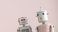 3D rendering,Roboter