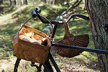 Korb,Wald,Fahrrad,Rad