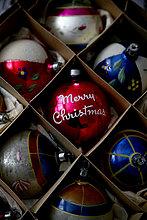 Close-up,Weihnachten,Dekoration