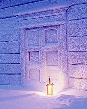 bedecken,Gebäude,Schnee