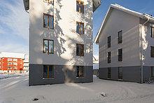 Schweden, Sodermanland, Stockholms Lan, Haninge, Neue Wohnungen
