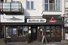 Haifischbar, Altona, Hamburger Hafen, Hamburg, Deutschland, Europa