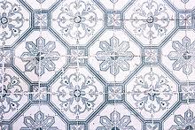 Portugal, Azulejos, Nahaufnahme